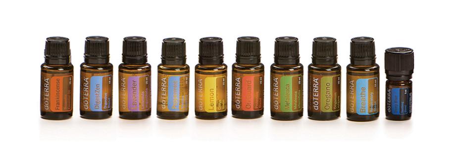 Essential Oils doTERRA essential oils
